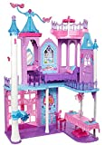 Mattel Barbie Y6383 - Mariposa Kristall-Palast, Zubehör
