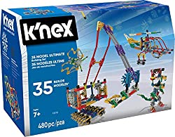 K'NEX-35 Model Building Set - best toys for 7 year old boys