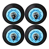 Bstinay 4pcs Dryer Roller Roller Dc97-16782A Dryer Repair Kit Replacement for Samsung