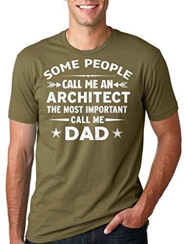 Silk Road Tees Regalo de la Camiseta de los Hombres por Arquitecto Arquitecto papá Ocupación...