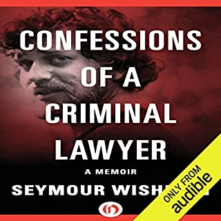 Confessions of a Criminal Lawyer audiobook cover art