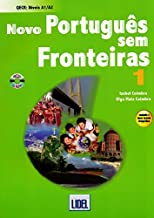 Novo Portugues sem Fronteiras: Student's book + CD 1 (A1-A2) - New Edition (NA