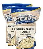 Shiloh Farms - Organic Barley Flakes 16 Ounce - 2 Pack