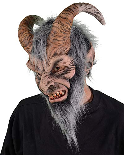Zagone Studios Krampus Costume Mask Adult One Size