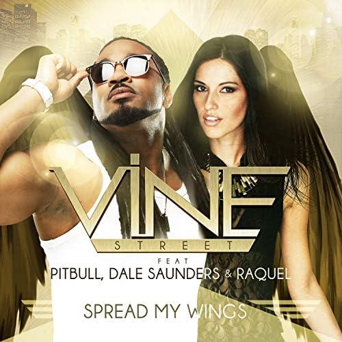 Vine Street feat. Pitbull, Dale Saunders & Raquel