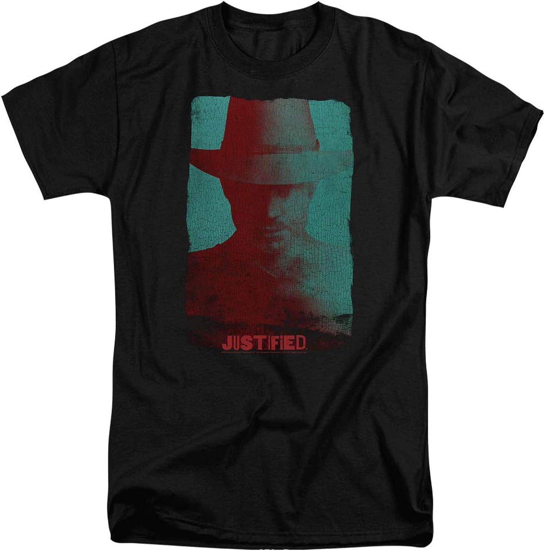 Justified  Mens Silhouette Tall TShirt