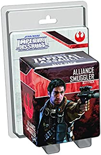 Star Wars Alliance Smuggler Ally Pack