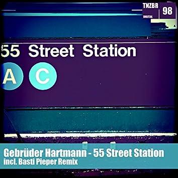 55 Street Station