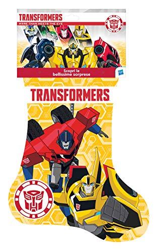 Hasbro Transformers 2019 Calza Epifania Befana