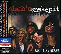 Ain't Life Grand by Slash's Snakepit (2000-11-21)