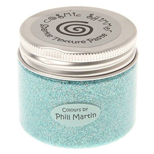 Frosty Sky Phill Martin Cosmic Shimmer Sparkle Texture Paste