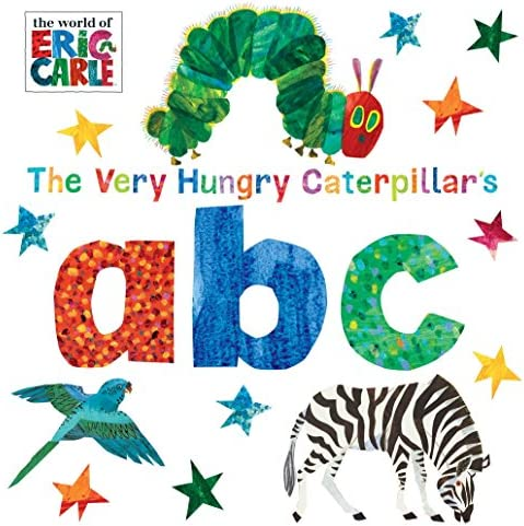 The Very Hungry Caterpillar s ABC The World of Eric Carle product image