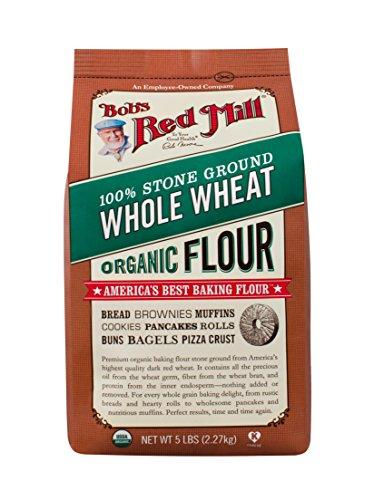 Bob's Red Mill Organic Whole Wheat Flour