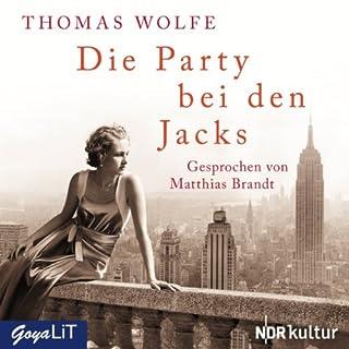 Die Party bei den Jacks Titelbild
