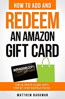 apply a gift card to your account