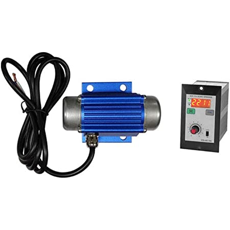 USA AC Vibration Motor Governor Variable Speed Controller With Switch 220V//110V