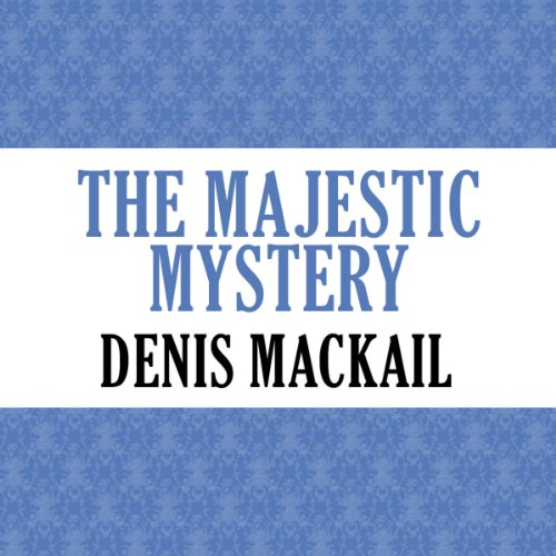 The Majestic Mystery audiobook cover art