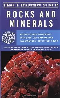 Simon & Schuster's Guide to Rocks & Minerals