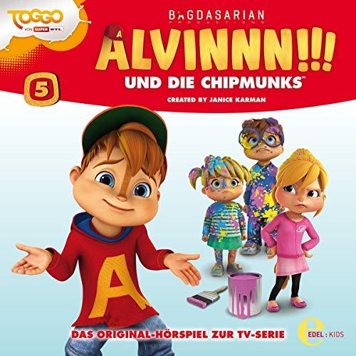 Alvinnn!!! und die Chipmunks 5. Original Hörspiel zur TV-Serie Titelbild