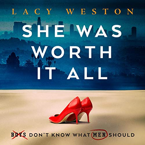 She Was Worth it All audiobook cover art