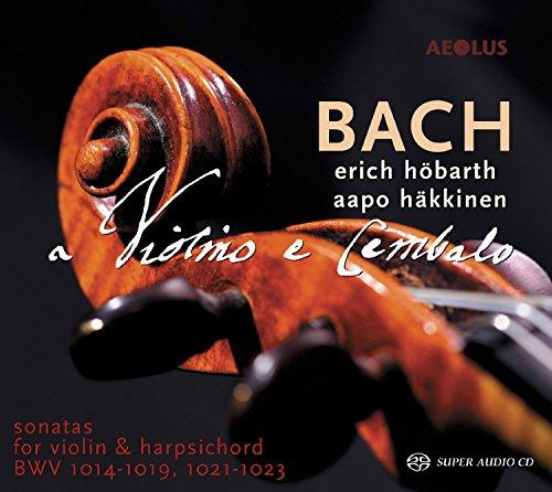 Sonatas For Violin & Harpsichord (2 CD)
