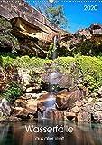 Wasserfälle aus aller Welt (Wandkalender 2020 DIN A2 hoch): Wasserfälle aus Südamerika, Europa und Australien (Monatskalender, 14 Seiten ) (CALVENDO Natur) - Christina Fink