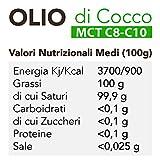 Zoom IMG-2 cibocrudo olio di cocco mct