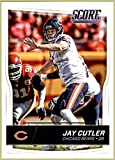 2016 Score #54 Jay Cutler CHICAGO BEARS