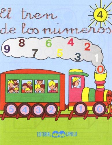 Tren De Los Números 4