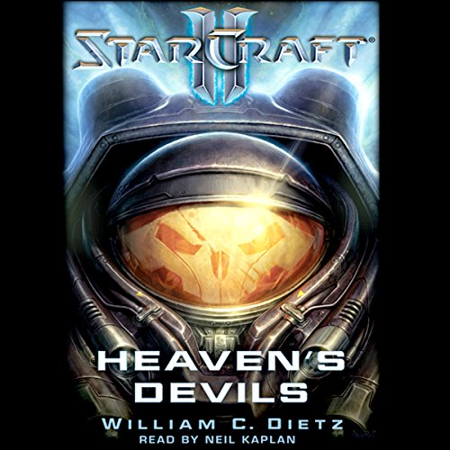 Starcraft II: Heaven's Devils audiobook cover art