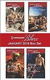Harlequin Blaze January 2016 Box Set: An Anthology (English Edition)