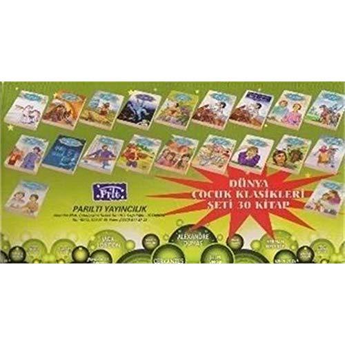 Dünya Çocuk Klasikleri Seti (50 Kitap Takım)