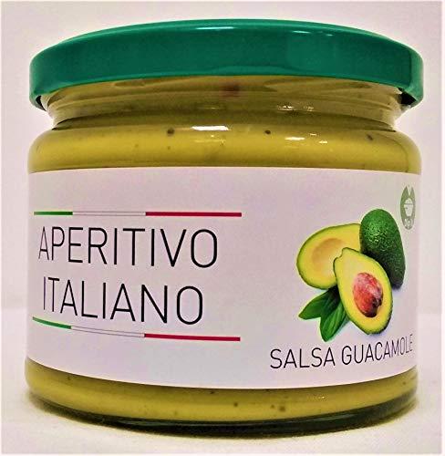 Salsa messicana a base di crema di cipolle, pomodoro e formaggio Prodotto in Italia Con aromi naturali