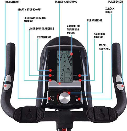 Sportstech Indoor Speedbike SX500 Bild 6*