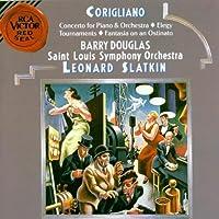 Piano Concerto / Elegy / Tournaments / Fantasia on an Ostinato by Barry Douglas (1996-02-27)