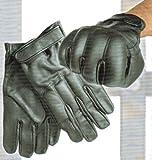 Commando Heavy-Duty - Guantes de defensa (con relleno de plomo, talla XXL)