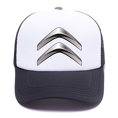 Citr Car Logo 51XP85 Trucker Hat Baseball Caps Herren Accessoires Hüte, Mützen & Caps for Men Women Boy Girl Black