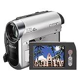 Sony DCR-HC53 8 MP - Videocámara (8 MP, 25,4/6 mm (1/6'), 40x, 2000x, 1,9-76 mm, 36-1440 mm)