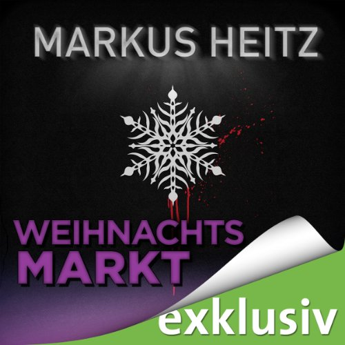 Weihnachtsmarkt (Winterthriller) audiobook cover art