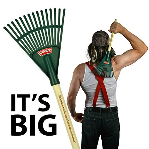 Redneck Backscratcher–The Best or at Least The Biggest Back Scratcher on The Planet–Funny Gifts for Men 30th 40th 50th Birthday...