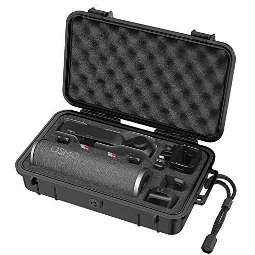 Smatree Wasserdicht Tragetasche Koffer für DJI Osmo Pocket 2 / DJI Osmo Pocket 1 Tasche - Schwarz