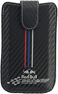 Red Bull 12123 RED BULL Racing Stripes Carbon SIZE M Black