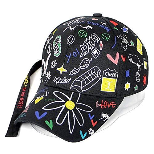 Gorra de béisbol para mujer de la marca unknow Graffiti MäNner 2020,...
