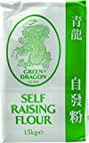 Green Dragon Harina Leudante, Self Raising Flour - 10 Paquetes