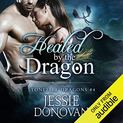 Couverture de Healed by the Dragon