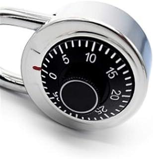 مزيج قفل مع قفل مزيج من 3 أرقام لخزائن المدرسة أو الأبواب أجهزة ديي الأجهزة