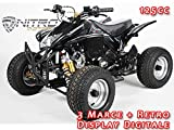 Motorbimbo Nitro Motors Midi Quad Grizzly Nero