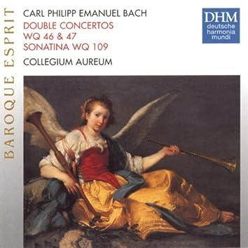 C.P.E. Bach: Double Concertos