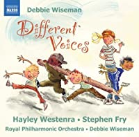 Different Voices by Wiseman (2008-10-28)