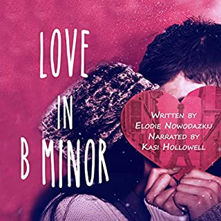 Love In B Minor audiobook cover art